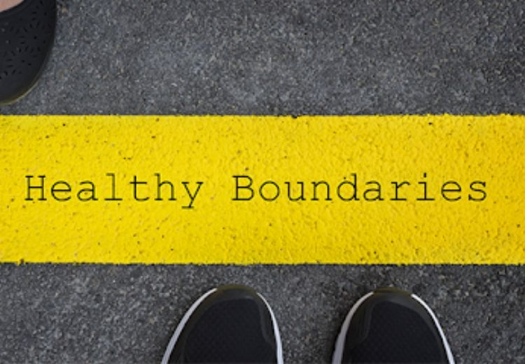 14. Healthy Boundaries
